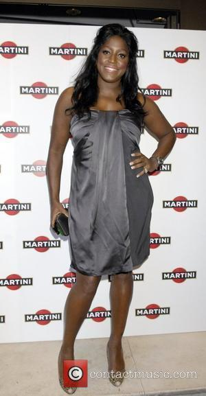 Mica Paris Launch Party for the new Martini Rosato held at Kensington Roof Gardens - Arrivals London, England - 04.06.08