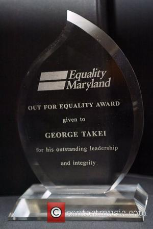George Takei's Award and Star Trek