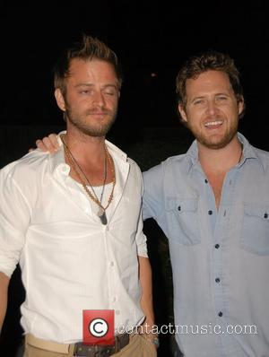 Carmine Giovinazzo and Guest Maxim Celebrates The Biggest Event In Extreme Sports - Arrivals Hollywood, California - 31.07.08