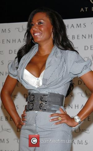 Mel B Favourite For Dance Victory