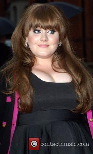 Adele Adkins 2008 Mercury Music Prize held at the Grosvenor House Hotel - Arrivals London, England - 09.09.08