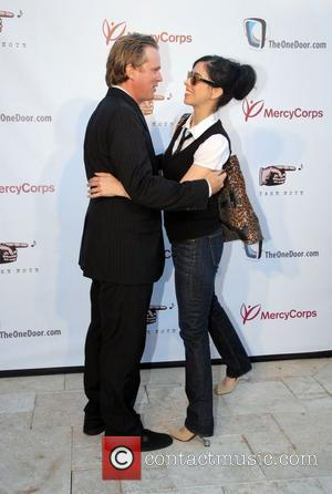 Sarah Silverman and Cary Elwes