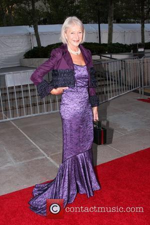 Dame Helen Mirren To Play Mossad Agent In New Thriller