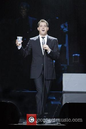 Sydney Entertainment Centre, Michael Buble