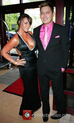 Michelle Heaton and Brian Dowling