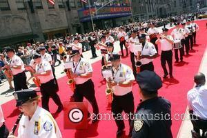 NYPD Police Band and Police