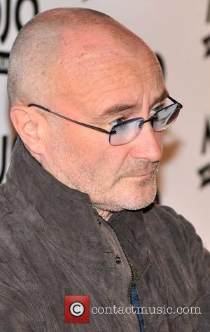 Phil Collins Mojo Honours List held at the Brewery - Arrivals London, England - 16.06.08