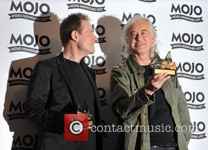 Led Zeppelin, Jimmy Page, John Paul Jones, Mojo Honours List