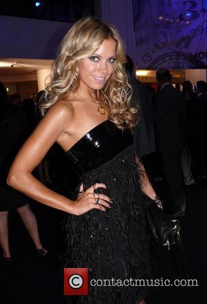 Sylvie van der Vaart Premiere Montblanc Star at KaDeWe department store Berlin, Germany - 04.09.08
