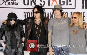 Motley Crue, Tommy Lee and Vince Neil