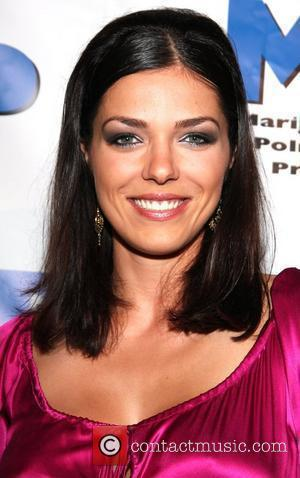 Adrianne Curry Marijuana Policy Project's Party and Fundraiser at the Playboy Mansion Los Angeles, California - 12.06.08