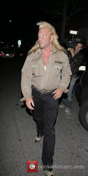 Duane 'Dog' Chapman leaving Mr Chow in Beverly Hills California, USA - 07.06.08