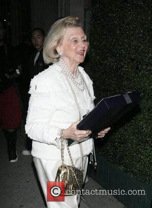 Barbara Davis outside Mr Chow Los Angeles, California - 20.07.08