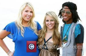 Alex, Marissa and Bjorn cast members on MTV's new show 'My Super Sweet 16 Presents: Exiled!'  Los Angeles, California...