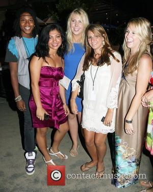 Bjorn, Meleny, Alex, Chelsi and Marissa cast members on MTV's new show 'My Super Sweet 16 Presents: Exiled!'  Los...