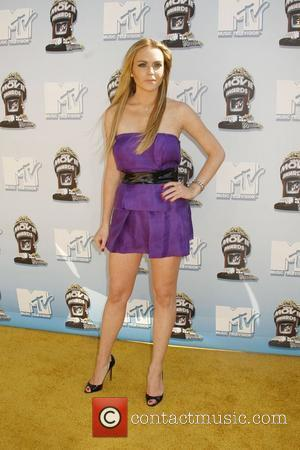 Lindsay Lohan and Mtv