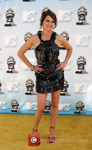 Kim Stolz 2008 MTV Movie Awards held at the Gibson Amphitheater Los Angeles, California - 01.06.08