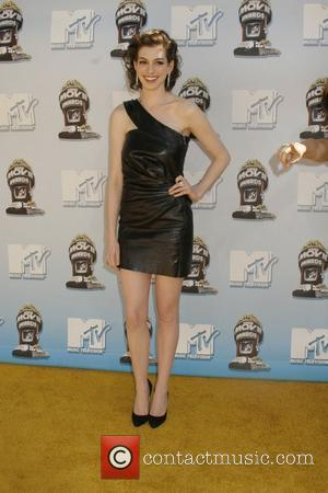 Anne Hathaway and Mtv