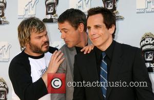 Jack Black, Ben Stiller, Mtv and Robert Downey Jr