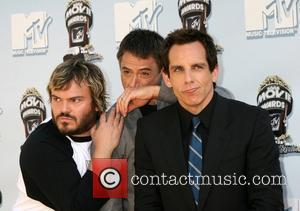 Mtv Movie Awards, Ben Stiller, Jack Black, MTV