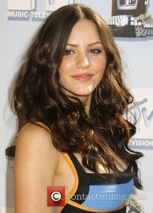 Katharine Mcphee and Mtv