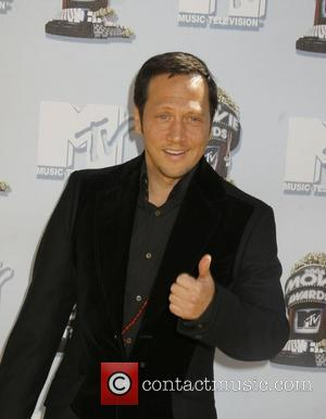Rob Schneider 2008 MTV Movie Awards held at the Gibson Amphitheater Los Angeles, California - 01.06.08
