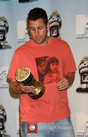 Adam Sandler and Mtv