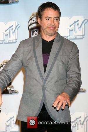 Robert Downey Jr and Mtv