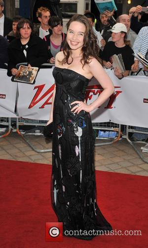 Anna Popplewell  The National Movie Awards held at the Royal festival Hall - Arrivals London, England - 08.09.08