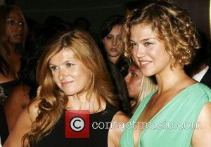 Connie Britton and Adriane Palicki