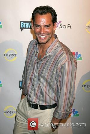 Cristian De La Fuente   NBC Universal 2008 Press Tour All-Star Party held at  The Beverly Hilton Hotel...