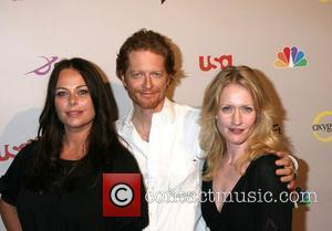 Polly Walker and Eric Stoltz