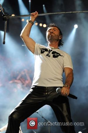 Paul Rodgers at Nelson Mandela's 90th Birthday Concert in Hyde Park. London, England - 27.06.08
