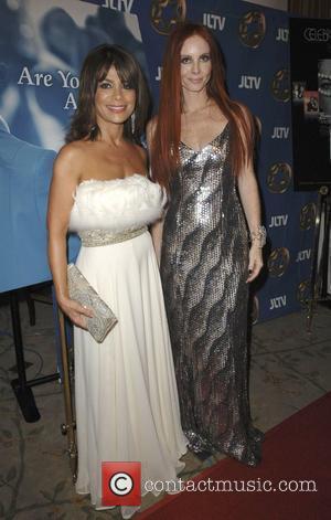 Paula Abdul and Phoebe Price