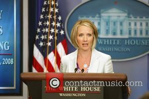 White House Press Secretary Dana Perino in her daily White House press briefing. She talks about the Federal Reserve's bailout...