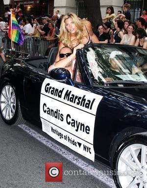 Candis Cayne 39th Annual Gay Pride Day March New York City, USA - 29.06.08
