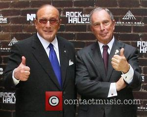 Clive Davis and Rock And Roll Hall Of Fame