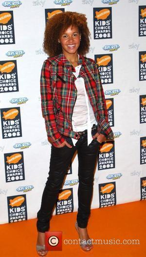 Dominique Jackson Nickelodeon Kids' Choice Awards UK 2008 at ExCeL  London, England - 13.09.08