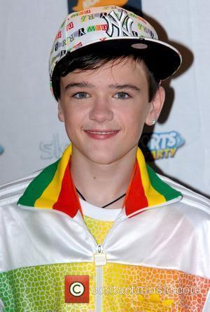 George Sampson Nickelodeon Kids' Choice Awards UK 2008 at ExCeL  London, England - 13.09.08