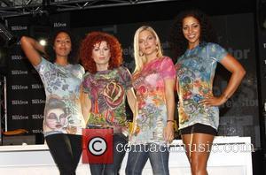 Nadja Benaissa, Lucy Diakovska, Sandy Mölling and Jessica Wahls