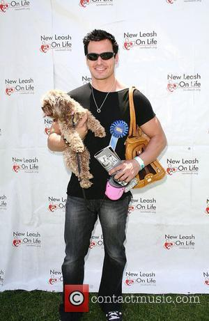 Antonio Sabato at the 7th annual Nuts for Mutts Dog Show and Pet Fair to benefit New Leash on Life...
