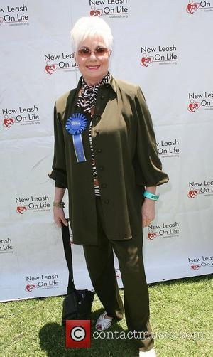 Shirley Jones at the 7th annual Nuts for Mutts Dog Show and Pet Fair to benefit New Leash on Life...