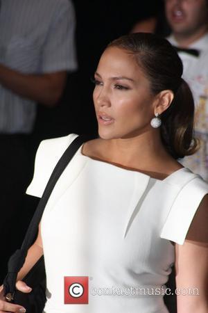 Jennifer Lopez and Marc Jacobs