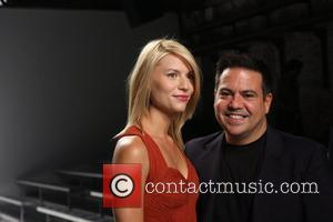Claire Danes and Narciso Rodriguez