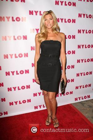 Candis Cayne Nylon Magazine celebrates the launch of their TV issue at Tropicana in The Roosevelt Hotel Los Angeles, California...