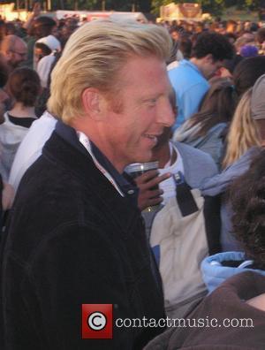 Boris Becker, Wireless Festival