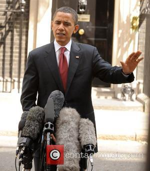 Obama Gives Reporters Wake-up Call