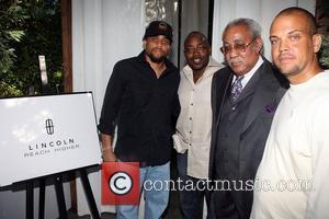 Michael Ely and Quincy Jones
