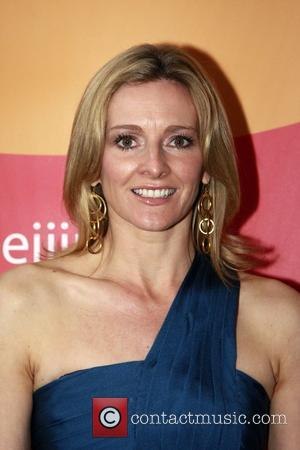 Gabby Logan Beijing Send Off Ball for the Great British Olympic Team London, England - 18.06.08