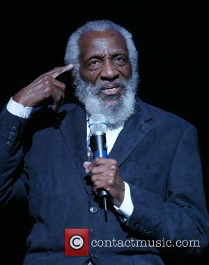 Dick Gregory 'One Night Only' comedy show held at the DAR Constitution Hall Washington DC, USA - 19.09.09
